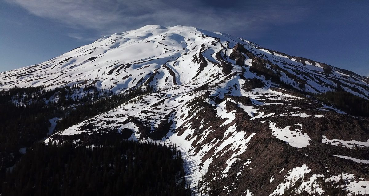 Mt St Helens - May 2019