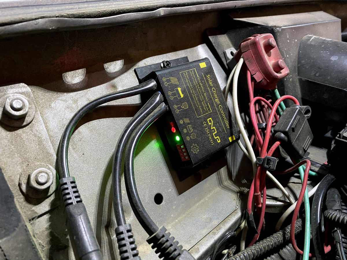Solar Charge Controller (10A) from Suner Power
