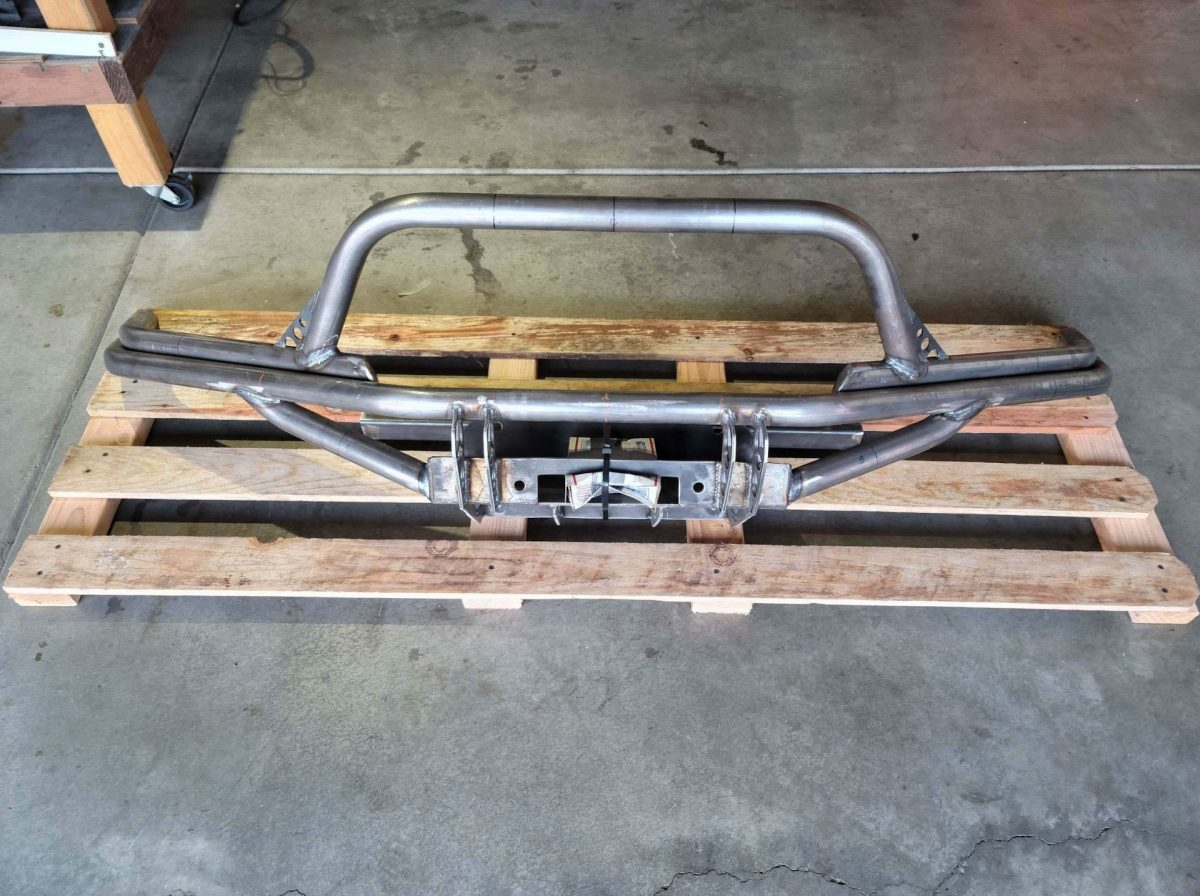 Front Bumper for ML by Infidel Garage