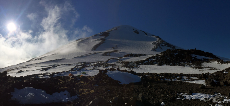 A Beginners Guide to Climbing Mt. Adams – South Side